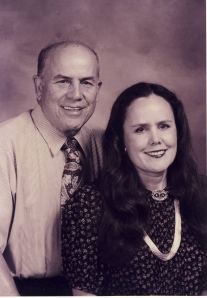 Bill Goforth and Judy Goforth Parker